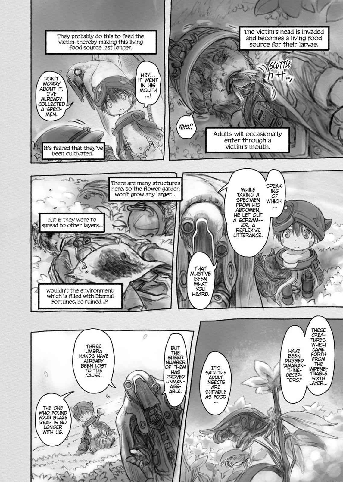Made in Abyss Chapter 27 Page 10