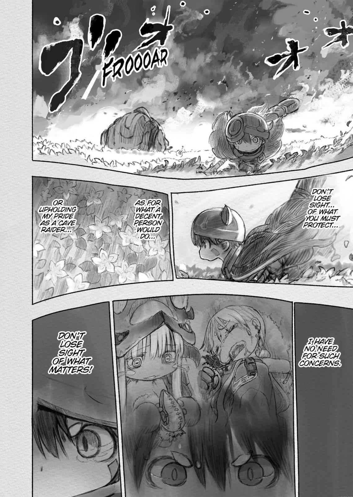 Made in Abyss Chapter 27 Page 14