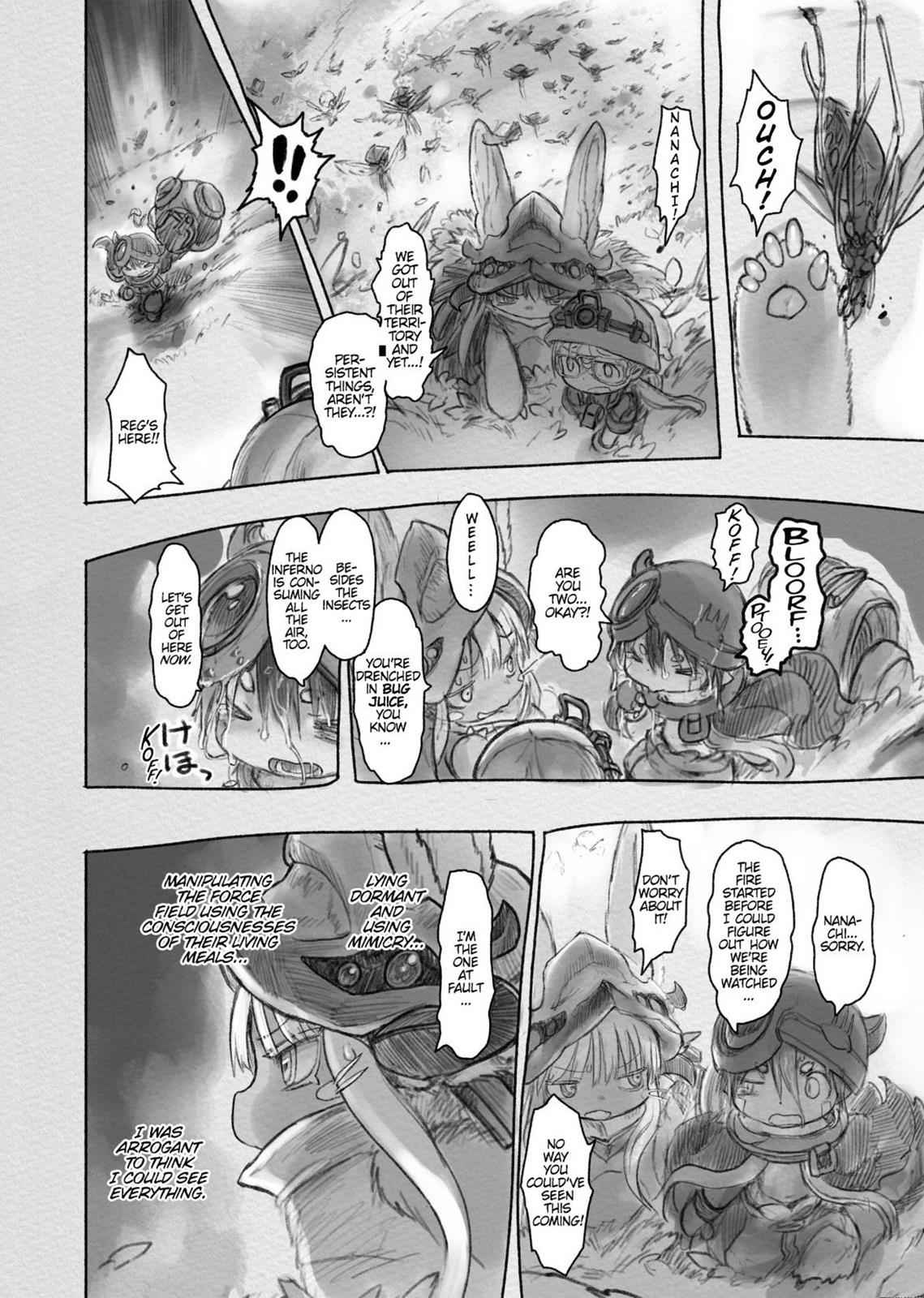 Made in Abyss Chapter 27 Page 16