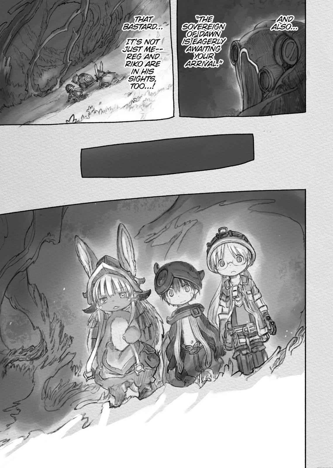 Made in Abyss Chapter 27 Page 17