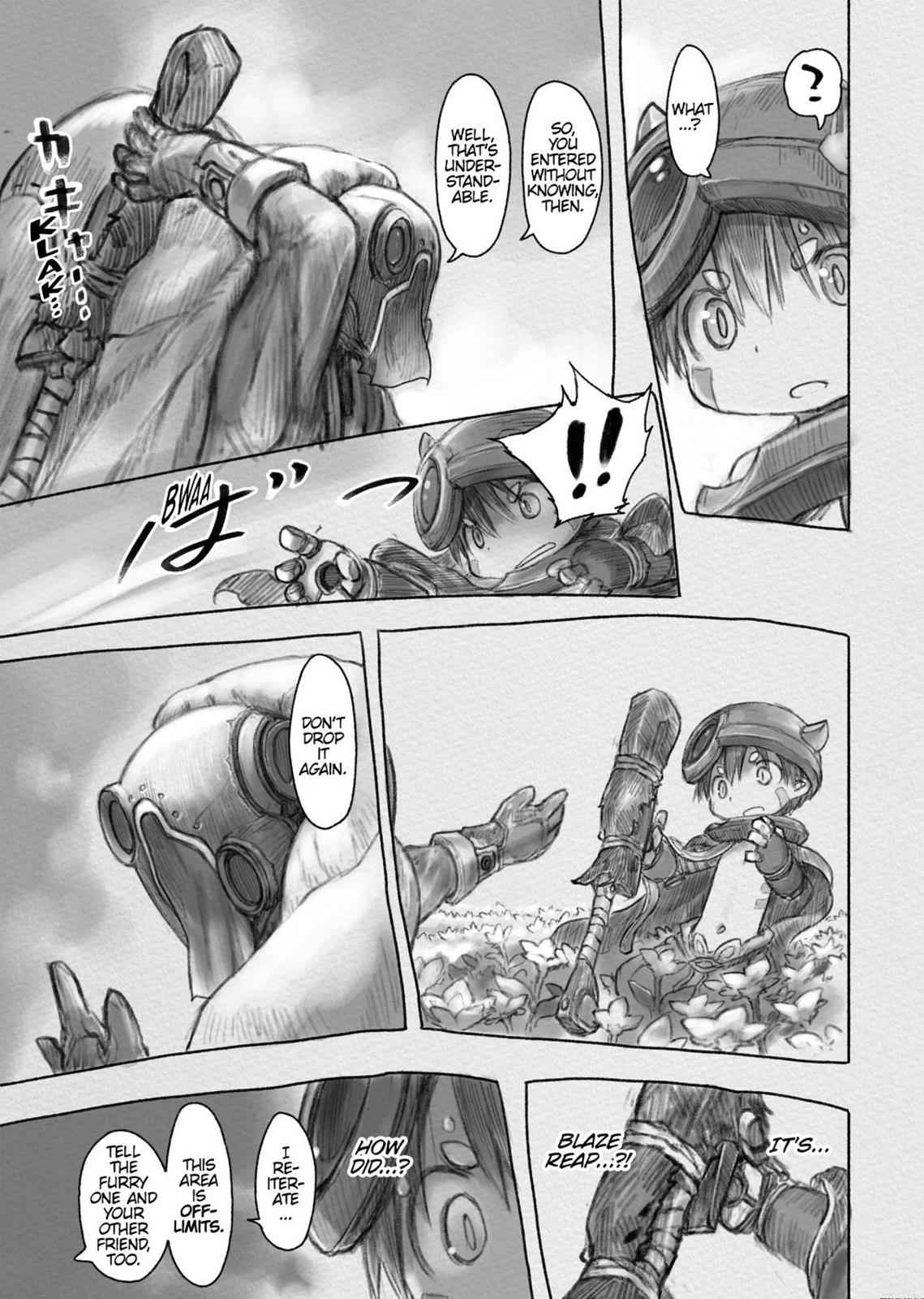 Made in Abyss Chapter 27 Page 3