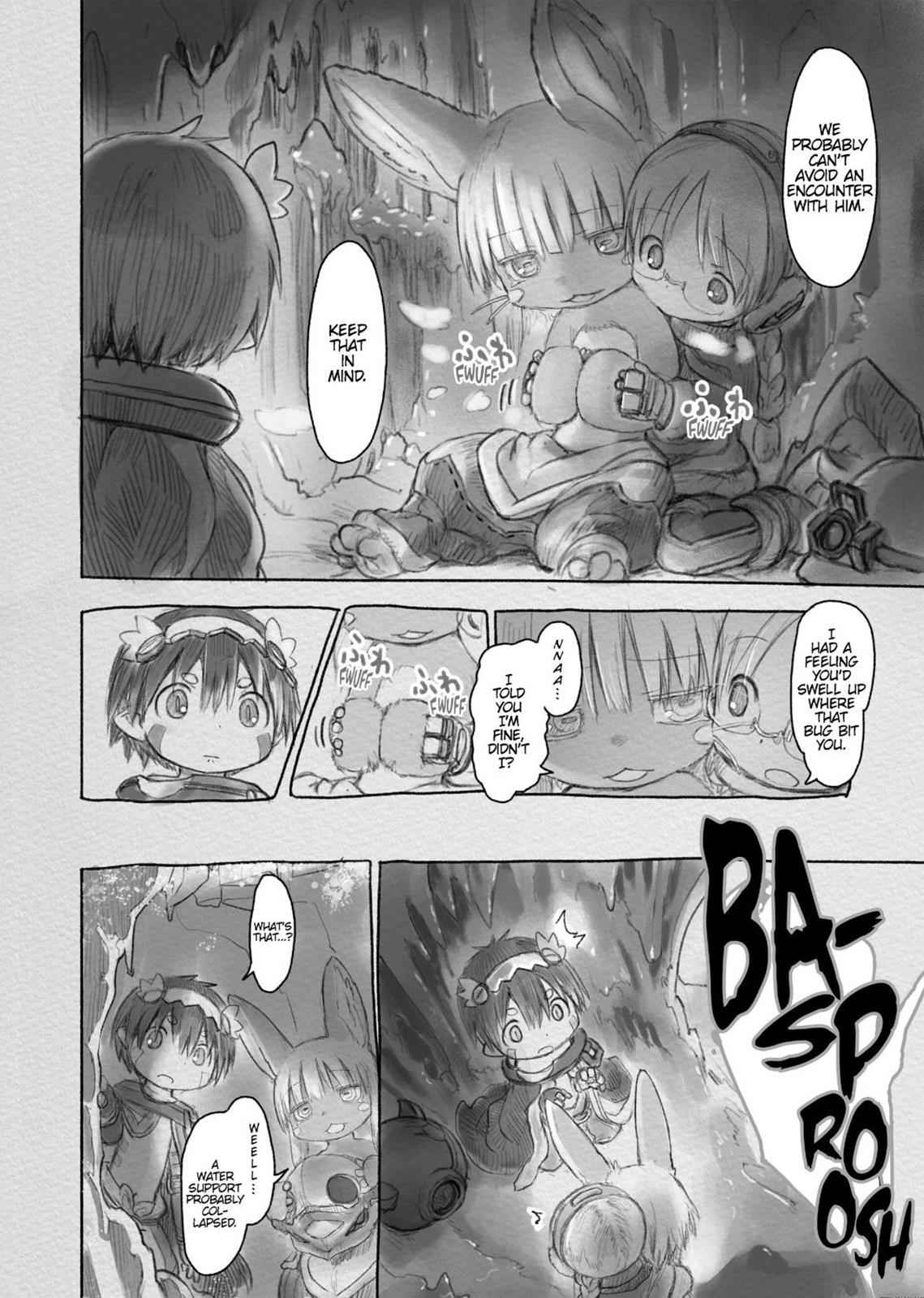 Made in Abyss Chapter 28 Page 2