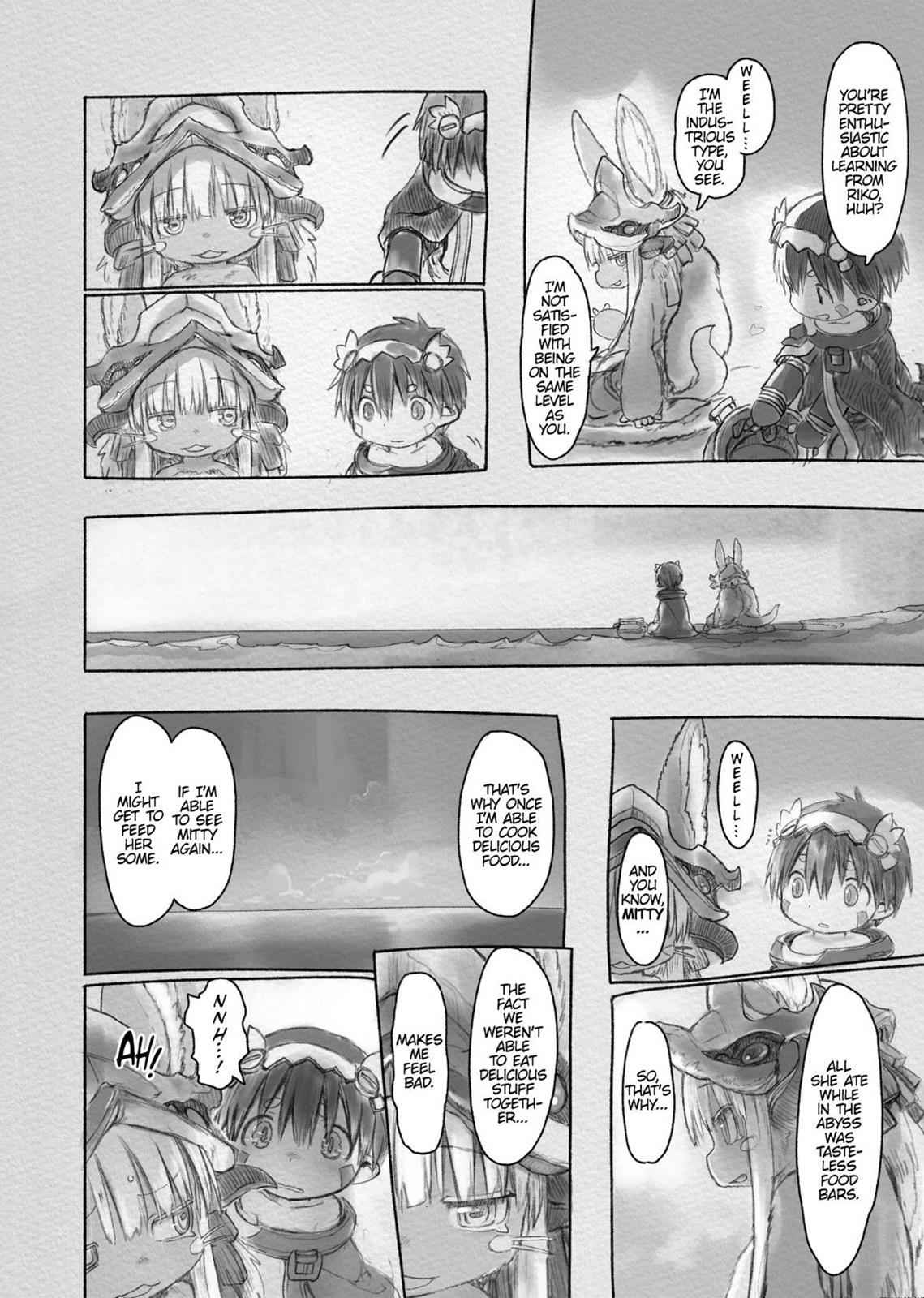Made in Abyss Chapter 28 Page 9