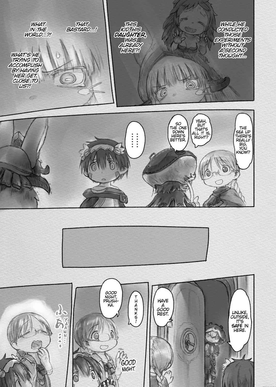 Made in Abyss Chapter 29 Page 11