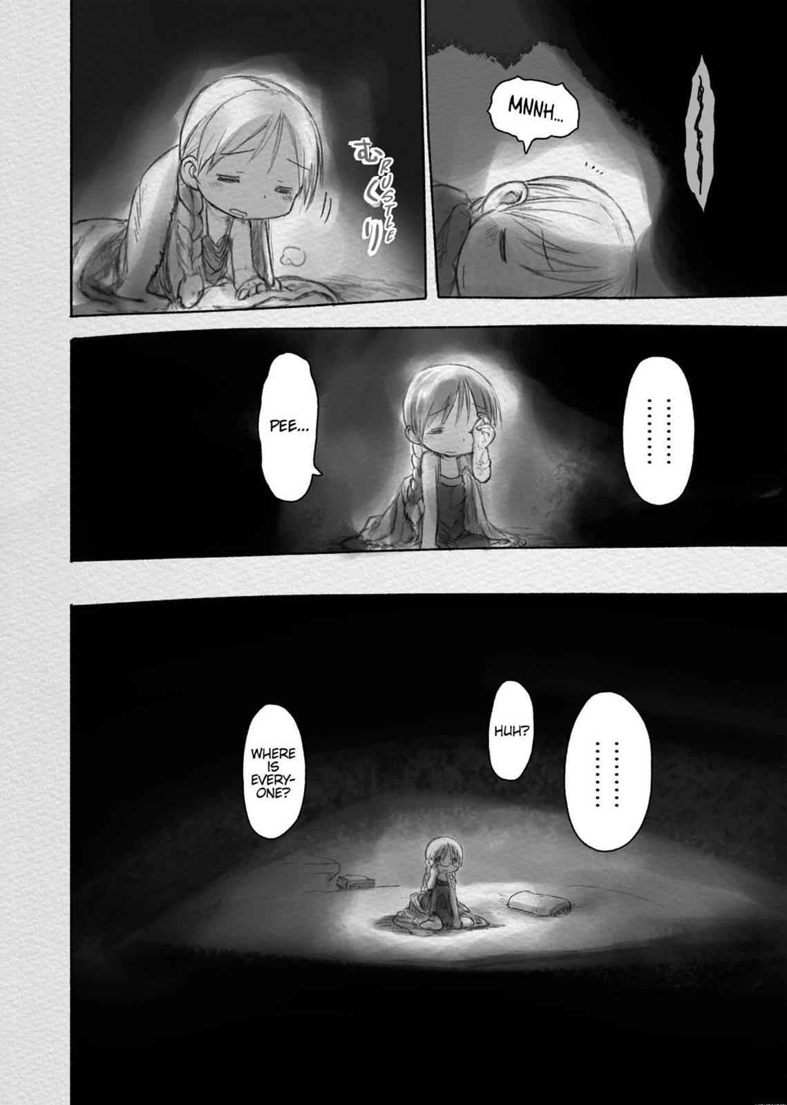 Made in Abyss Chapter 29 Page 16