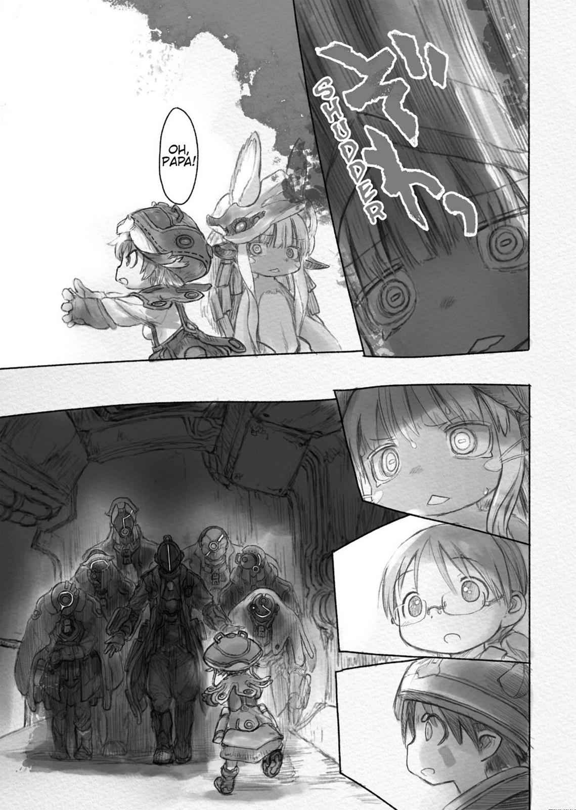 Made in Abyss Chapter 29 Page 3