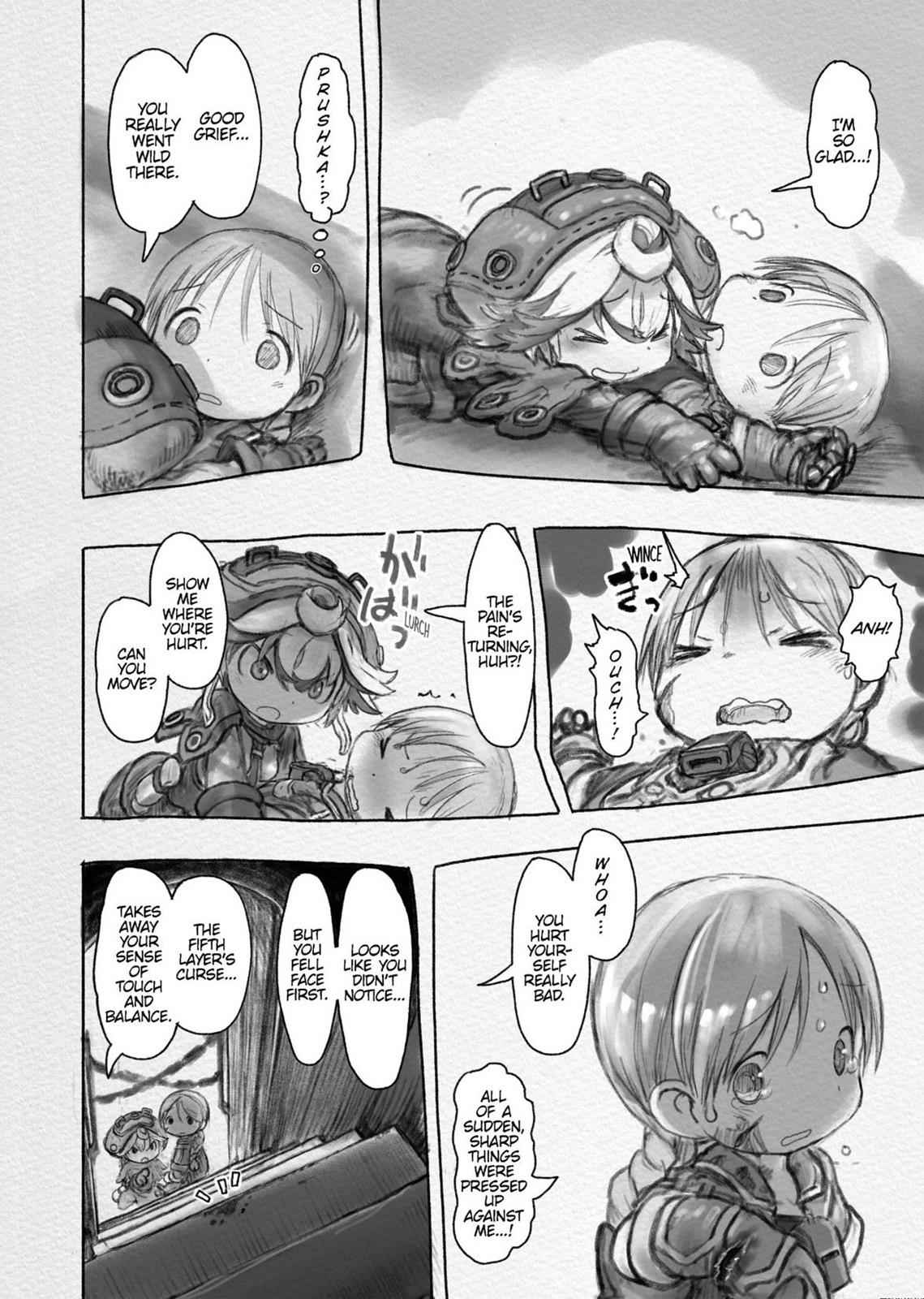 Made in Abyss Chapter 30 Page 10