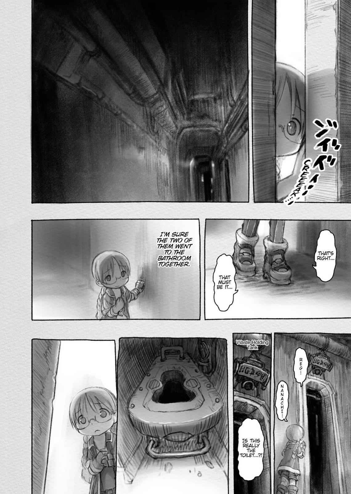 Made in Abyss Chapter 30 Page 2