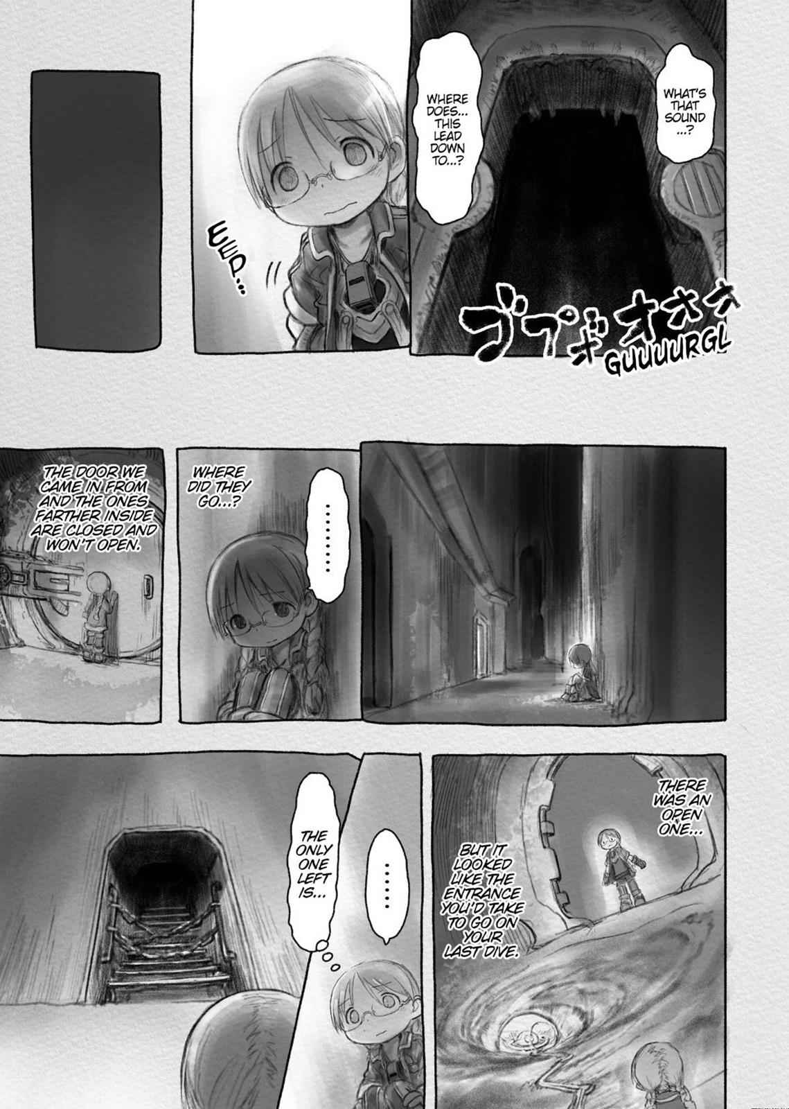 Made in Abyss Chapter 30 Page 3