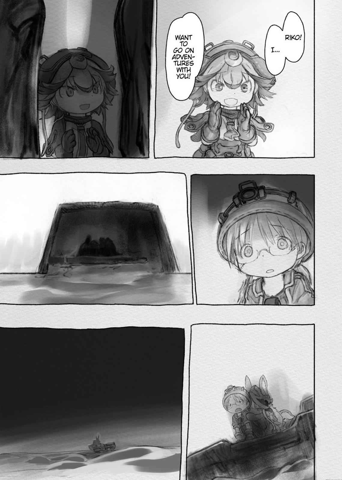 Made in Abyss Chapter 31 Page 11