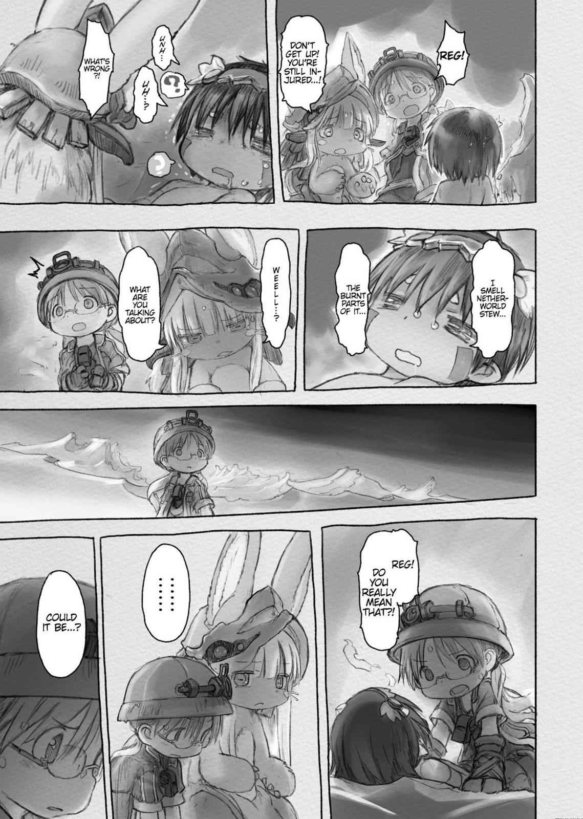 Made in Abyss Chapter 31 Page 13