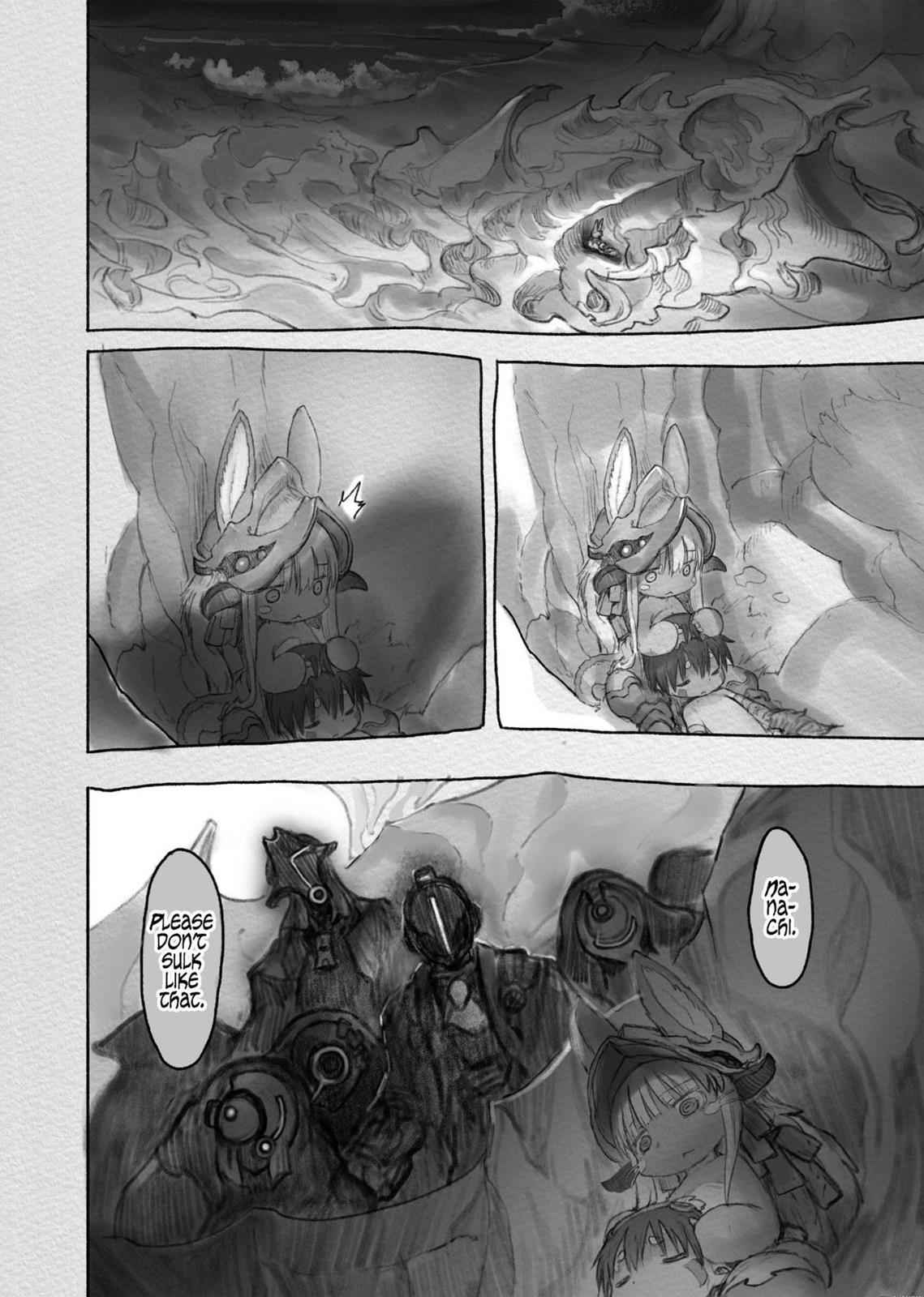 Made in Abyss Chapter 31 Page 14