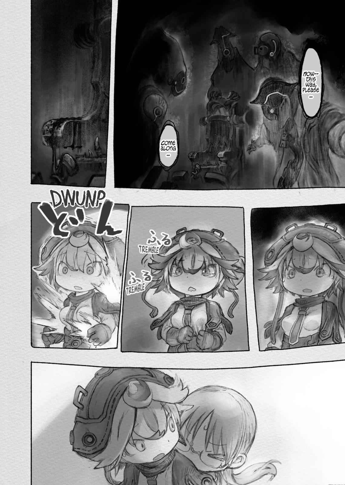 Made in Abyss Chapter 31 Page 6