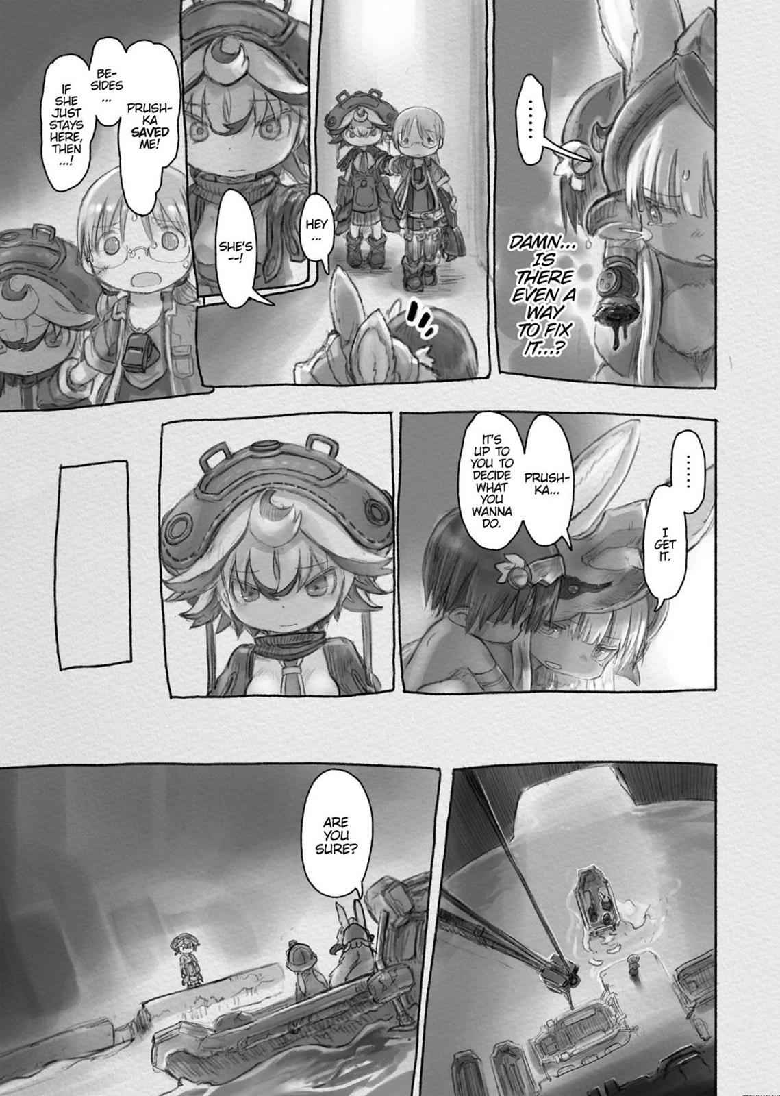 Made in Abyss Chapter 31 Page 9