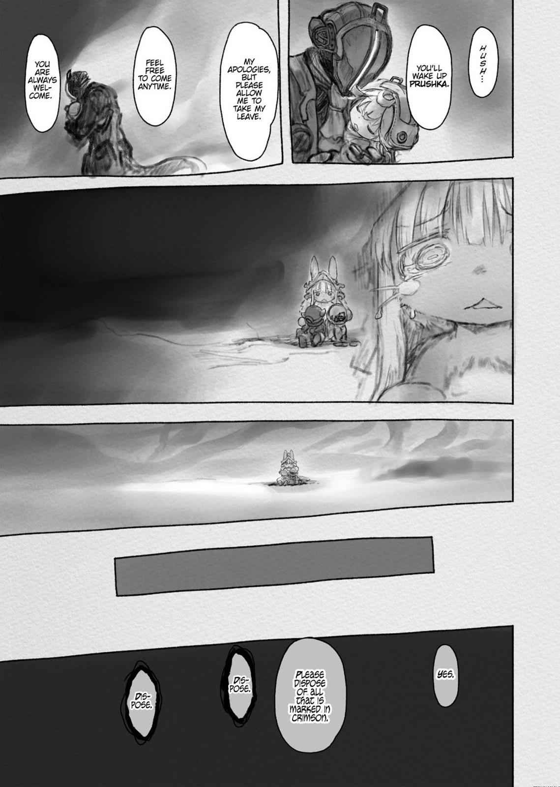 Made in Abyss Chapter 32 Page 27