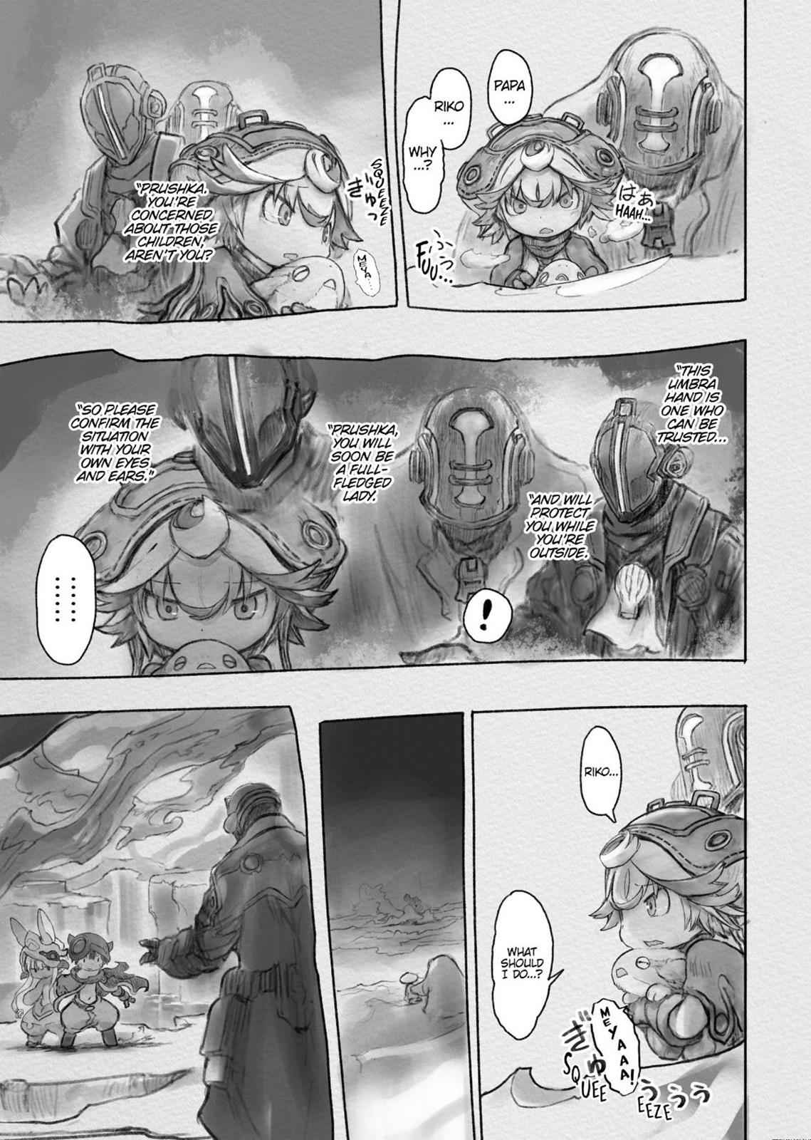 Made in Abyss Chapter 32 Page 9
