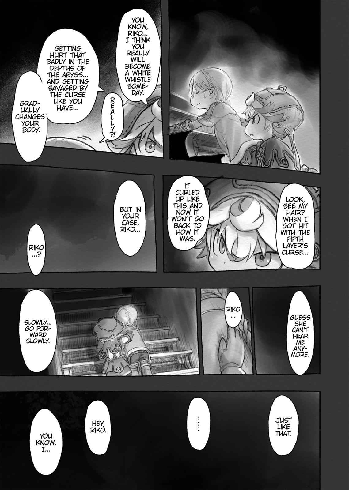 Made in Abyss Chapter 33 Page 13