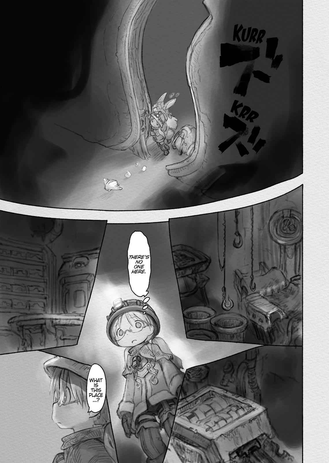 Made in Abyss Chapter 34 Page 5