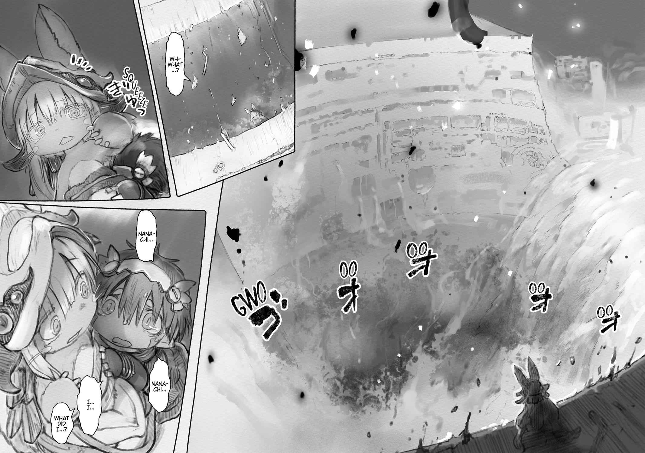 Made in Abyss Chapter 35 Page 14