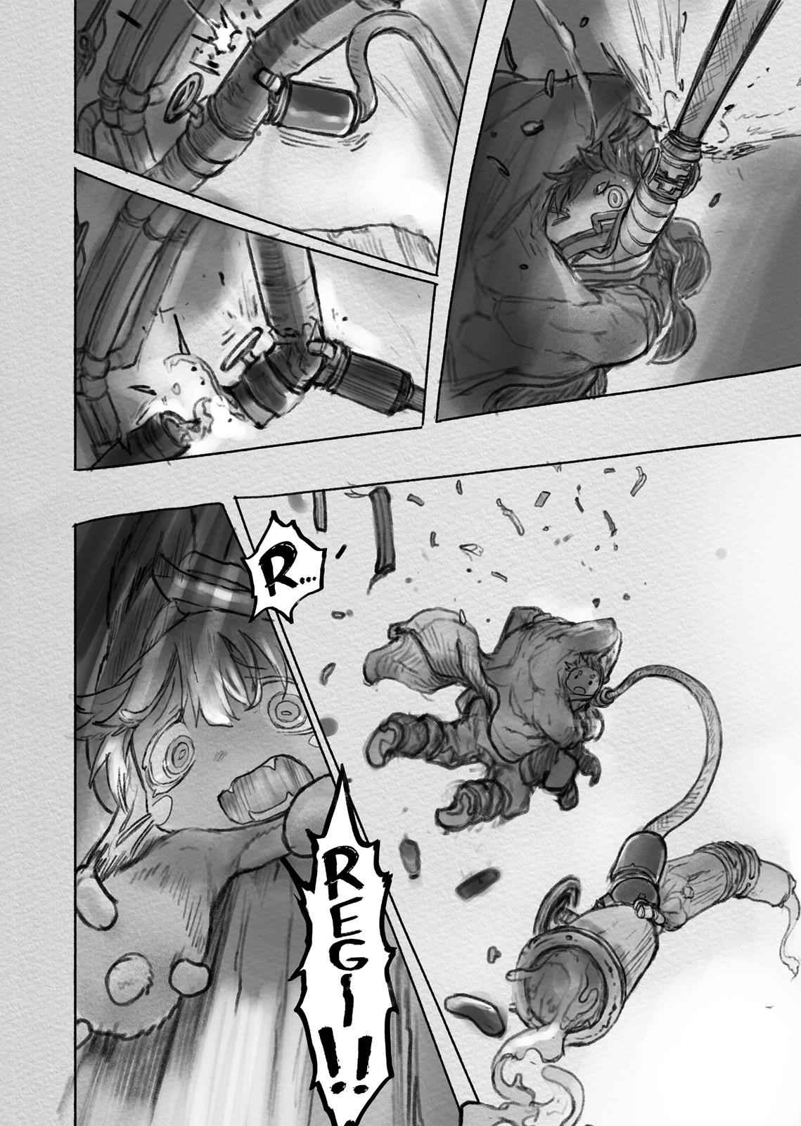 Made in Abyss Chapter 35 Page 19