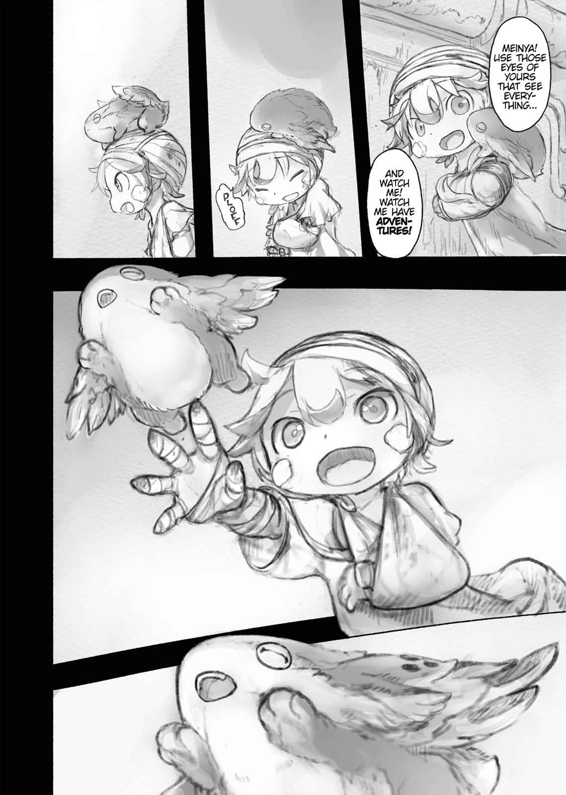 Made in Abyss Chapter 37 Page 14
