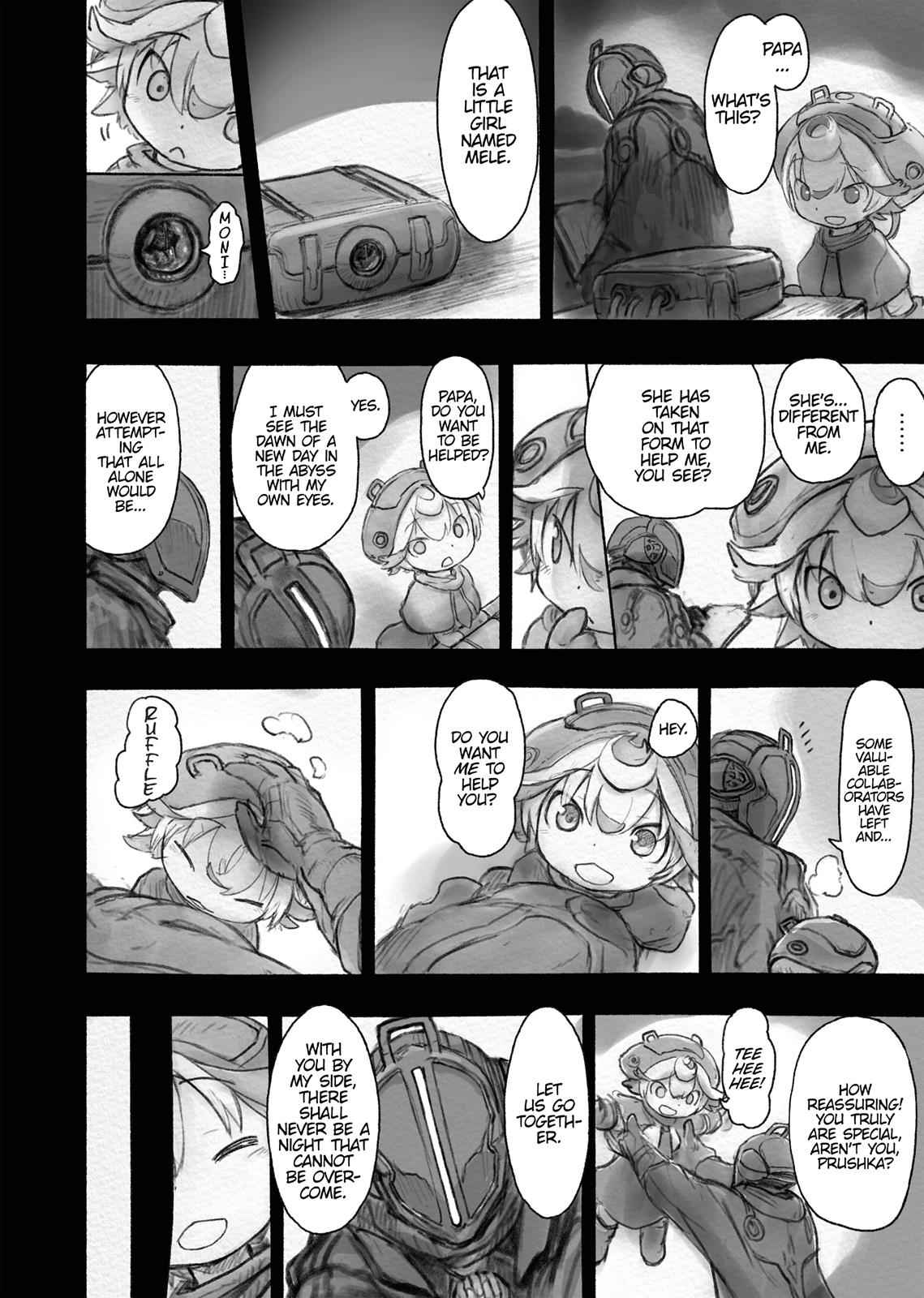Made in Abyss Chapter 37 Page 16