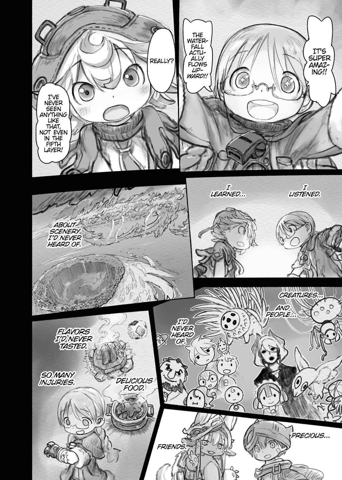 Made in Abyss Chapter 37 Page 20