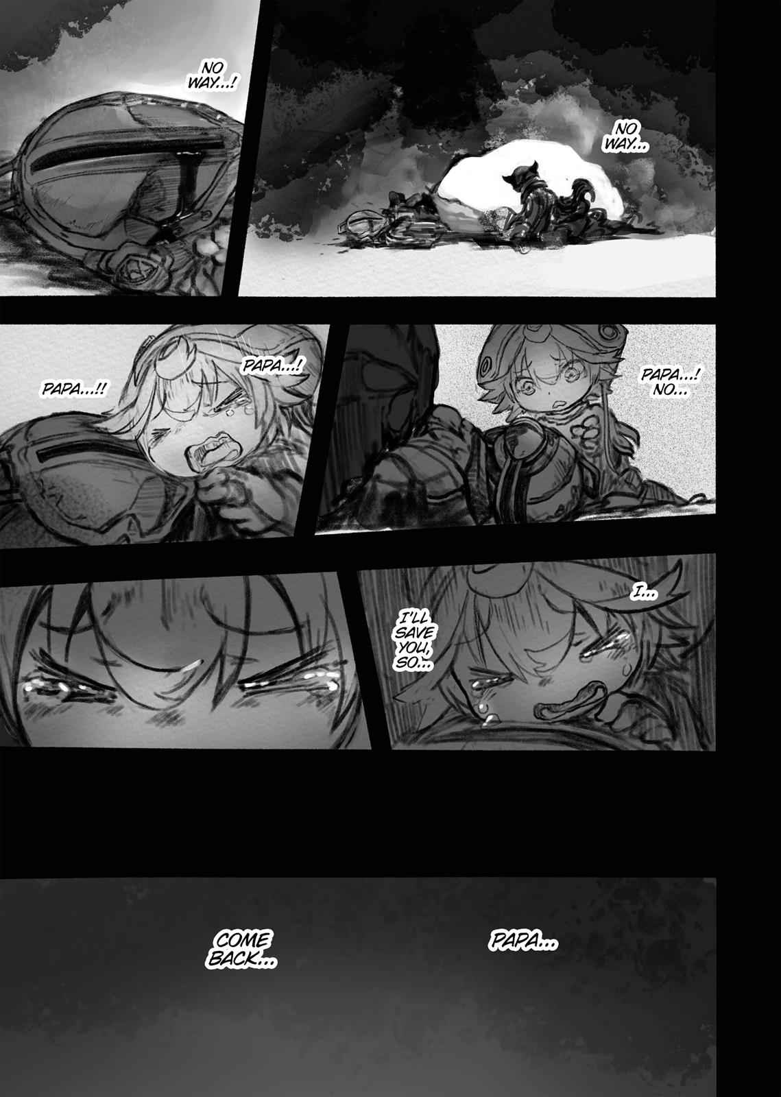 Made in Abyss Chapter 37 Page 23