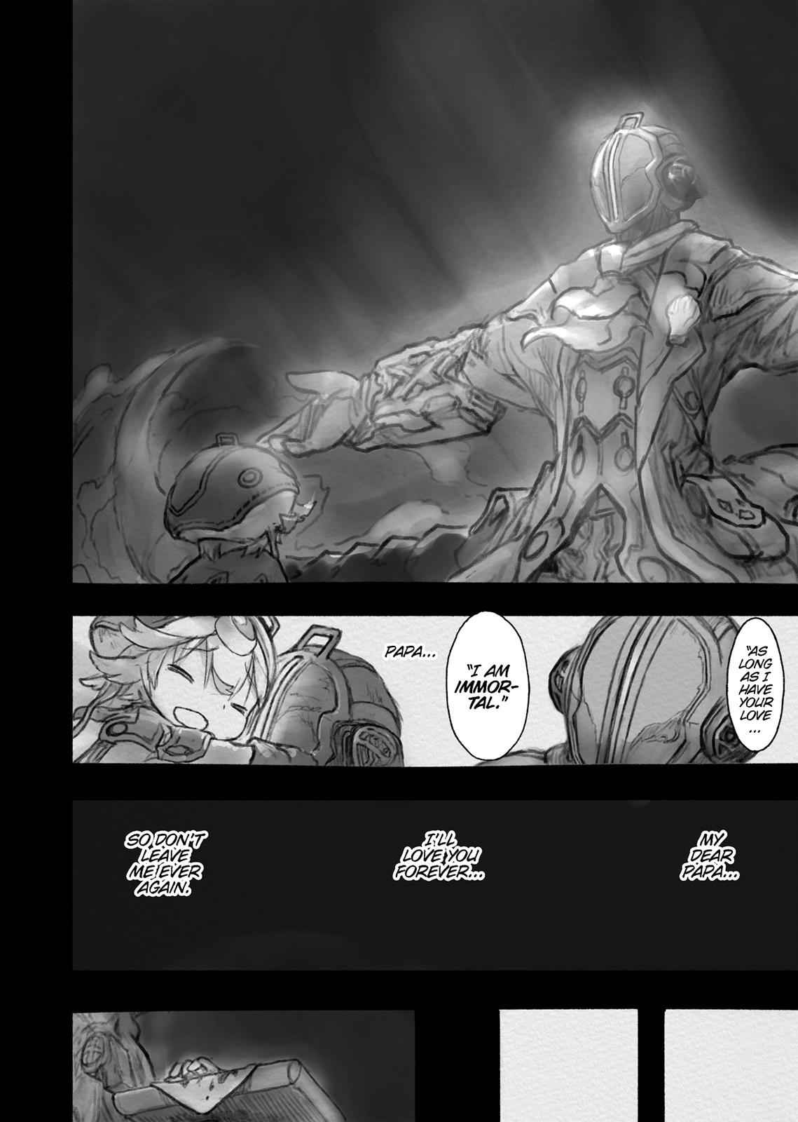 Made in Abyss Chapter 37 Page 24