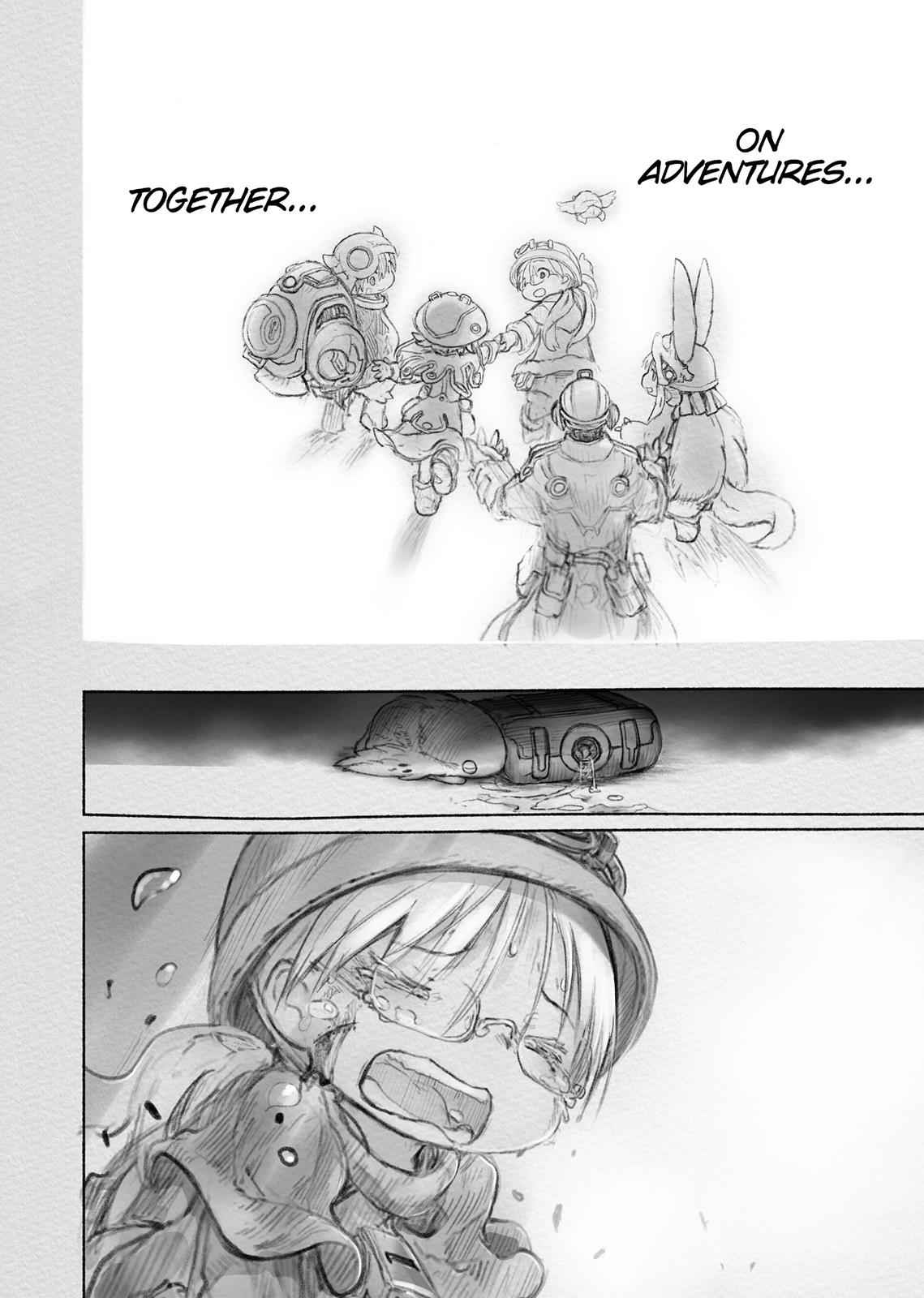 Made in Abyss Chapter 37 Page 34