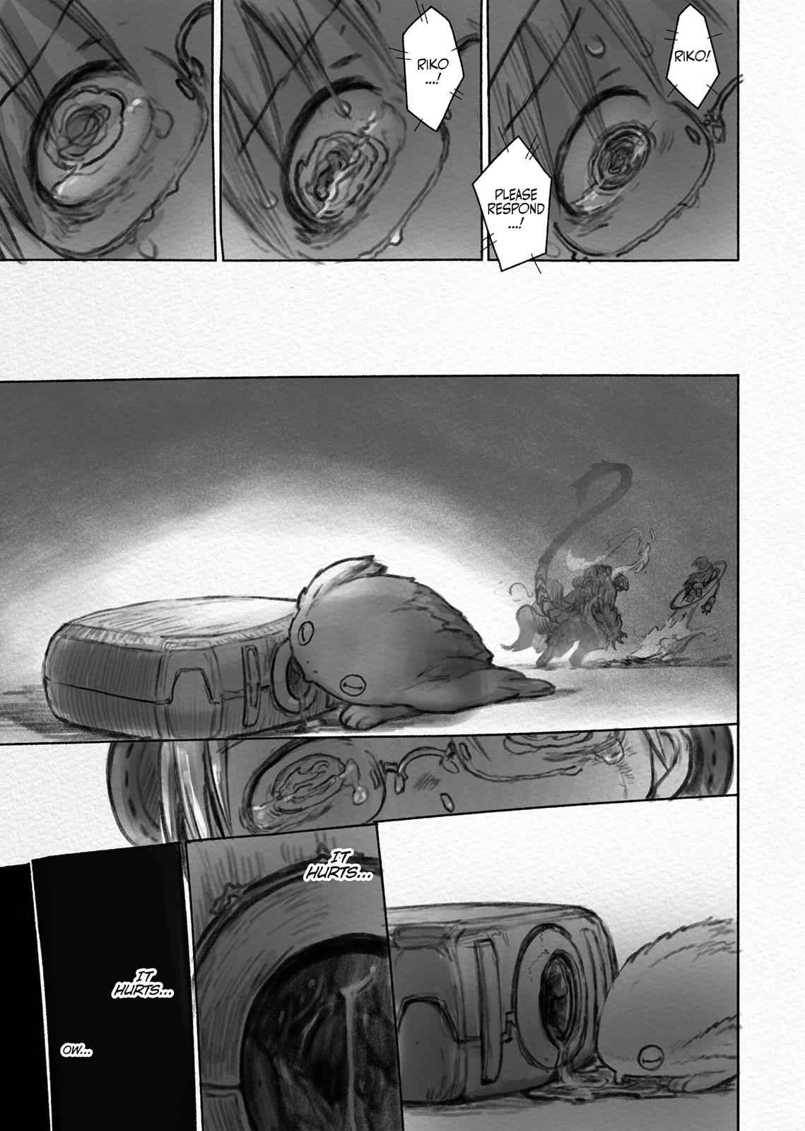 Made in Abyss Chapter 37 Page 5