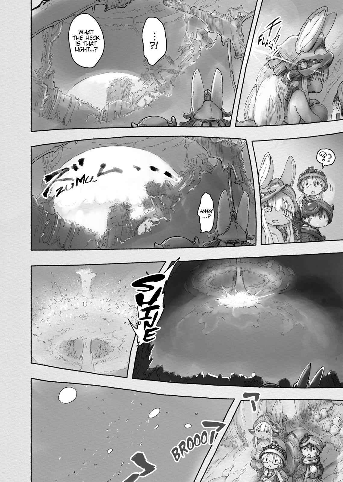 Made in Abyss Chapter 39 Page 22