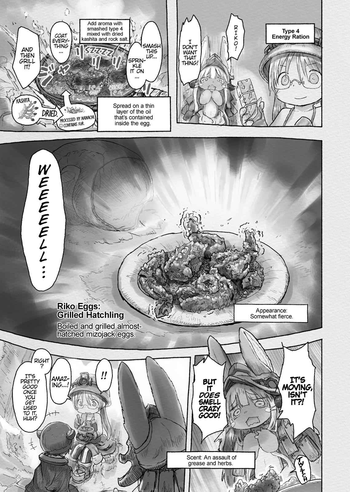 Made in Abyss Chapter 39 Page 27