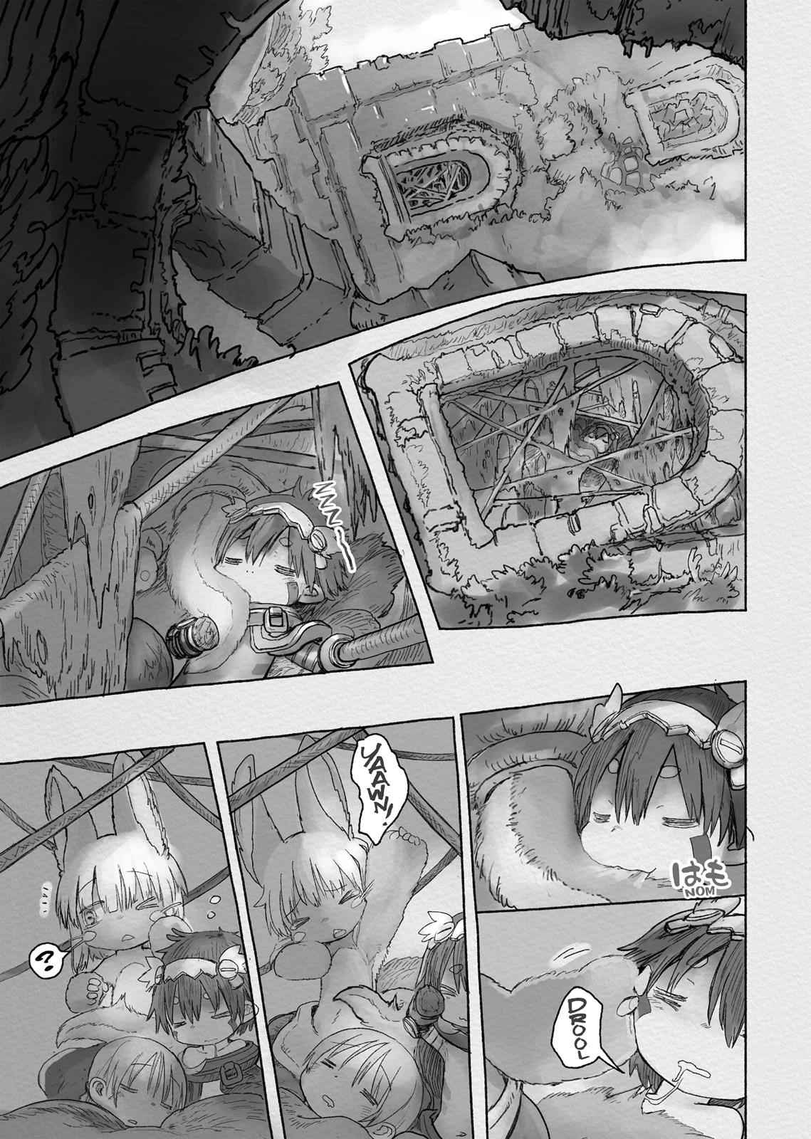 Made in Abyss Chapter 39 Page 35
