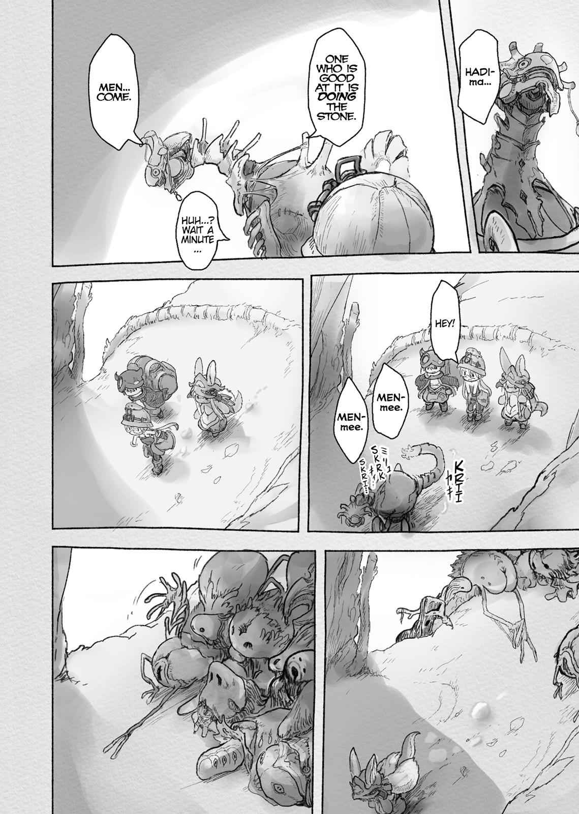 Made in Abyss Chapter 40 Page 12