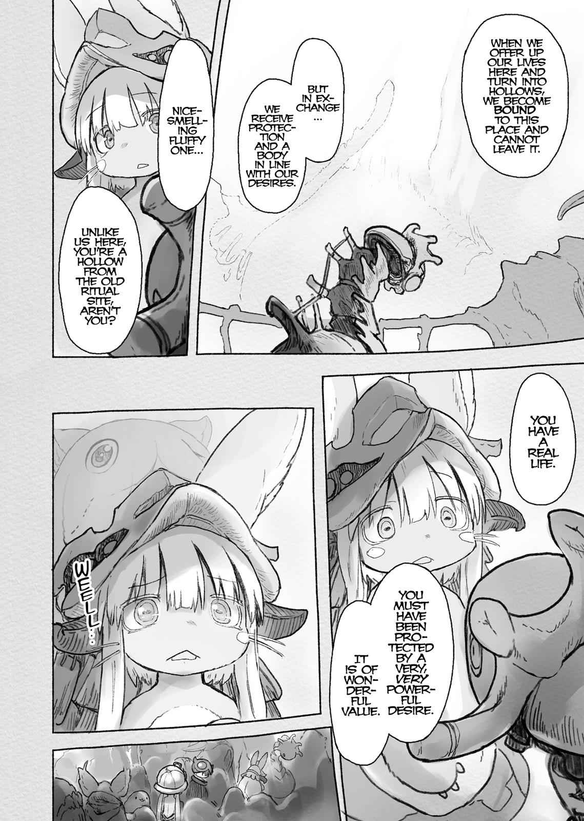 Made in Abyss Chapter 40 Page 24
