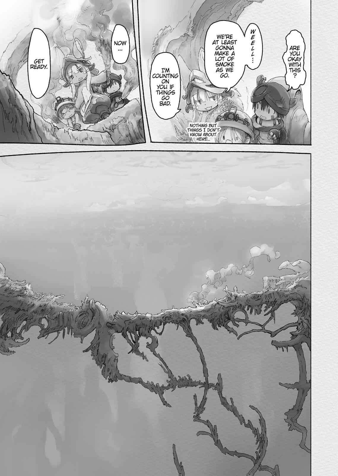 Made in Abyss Chapter 40 Page 3