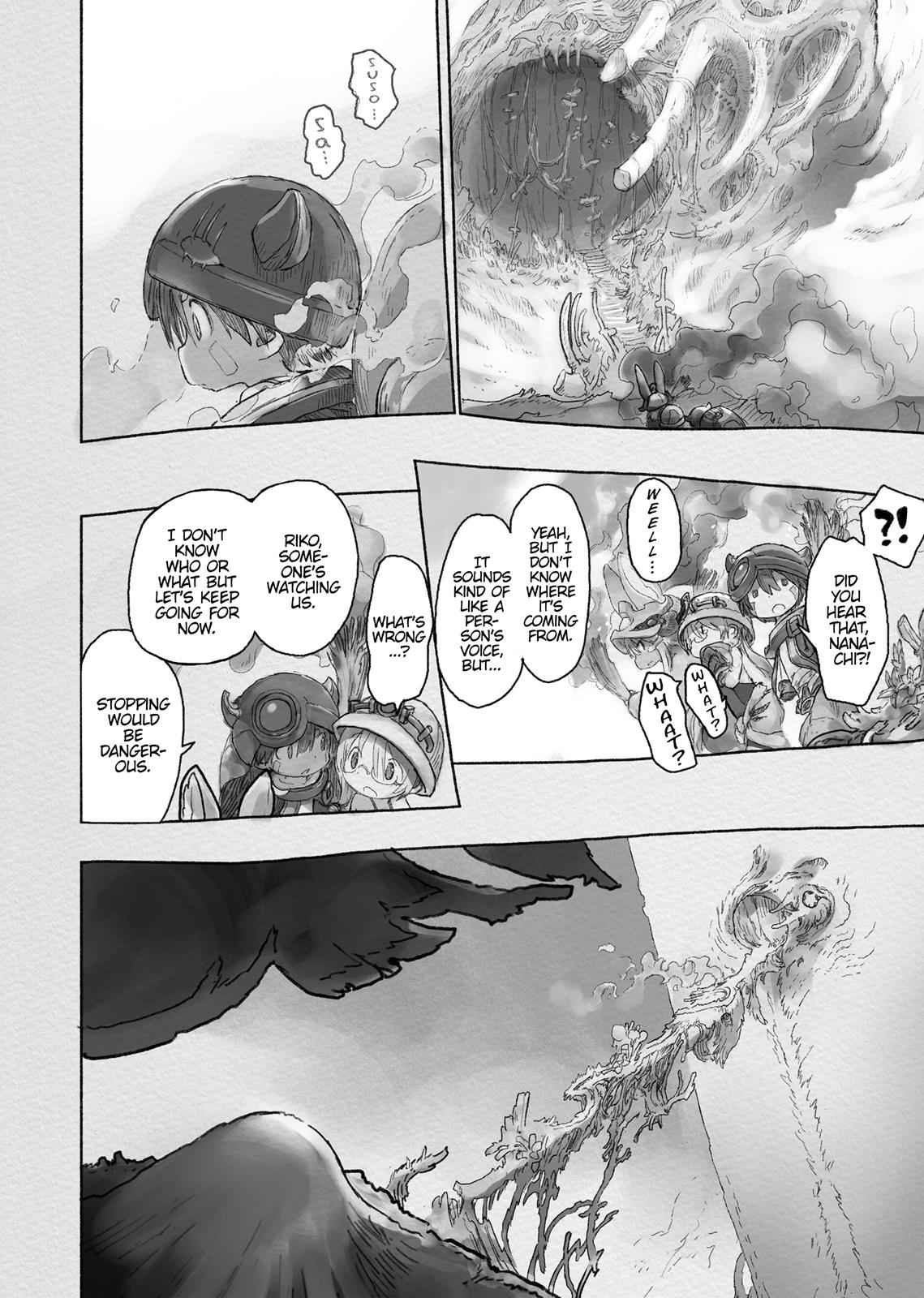 Made in Abyss Chapter 40 Page 4