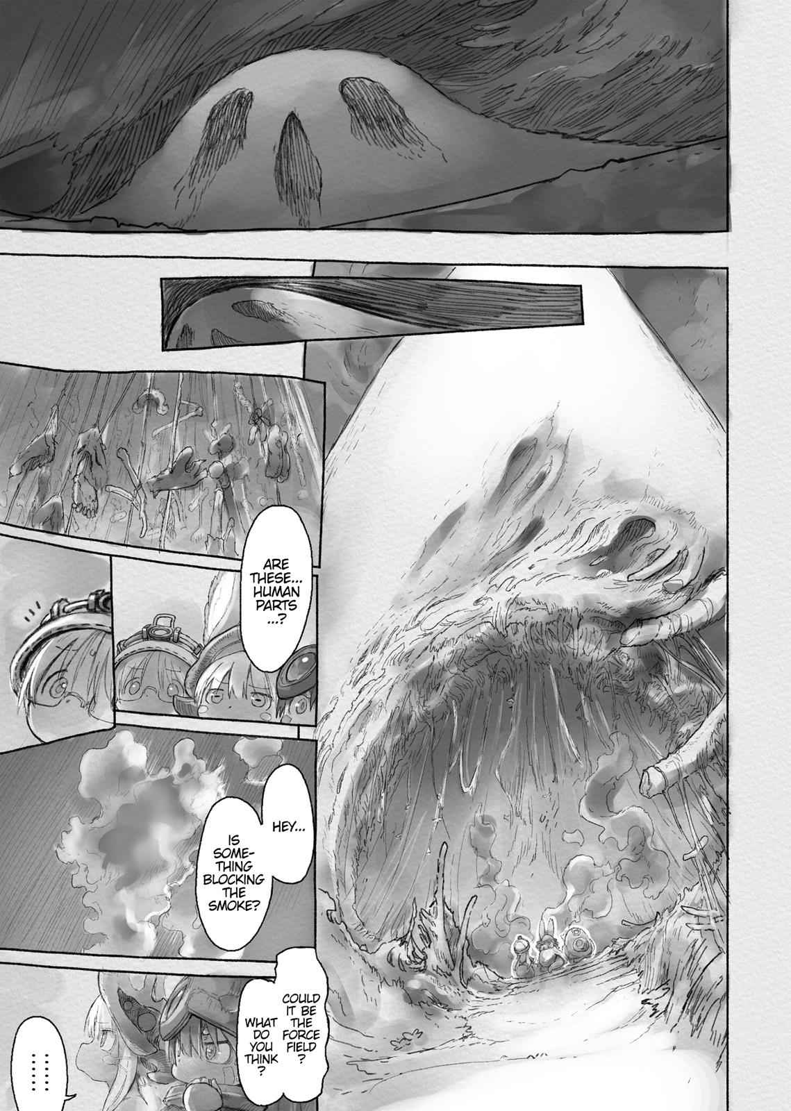 Made in Abyss Chapter 40 Page 5