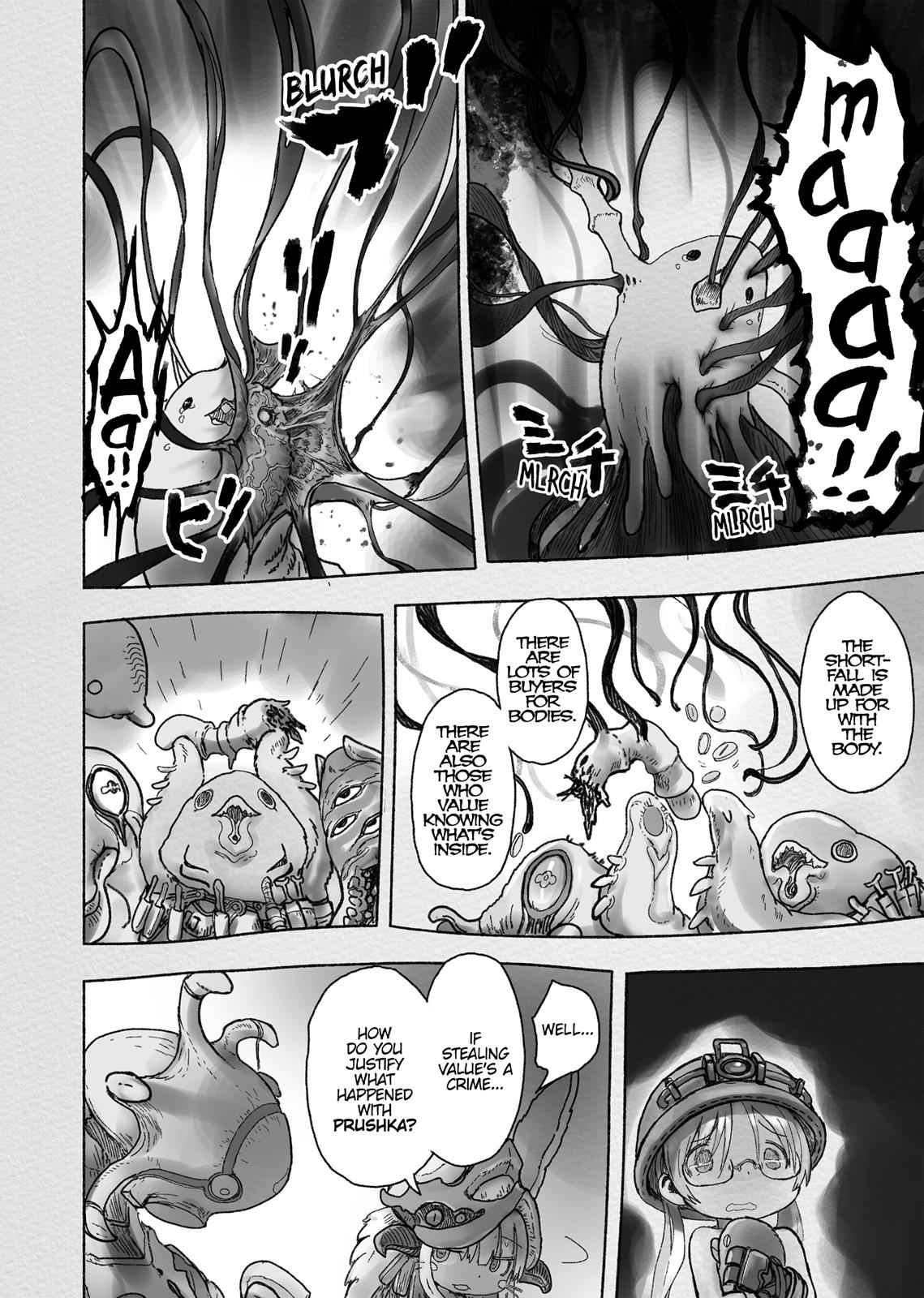 Made in Abyss Chapter 41 Page 12