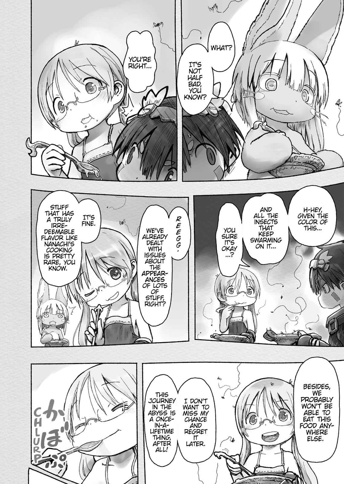 Made in Abyss Chapter 41 Page 20