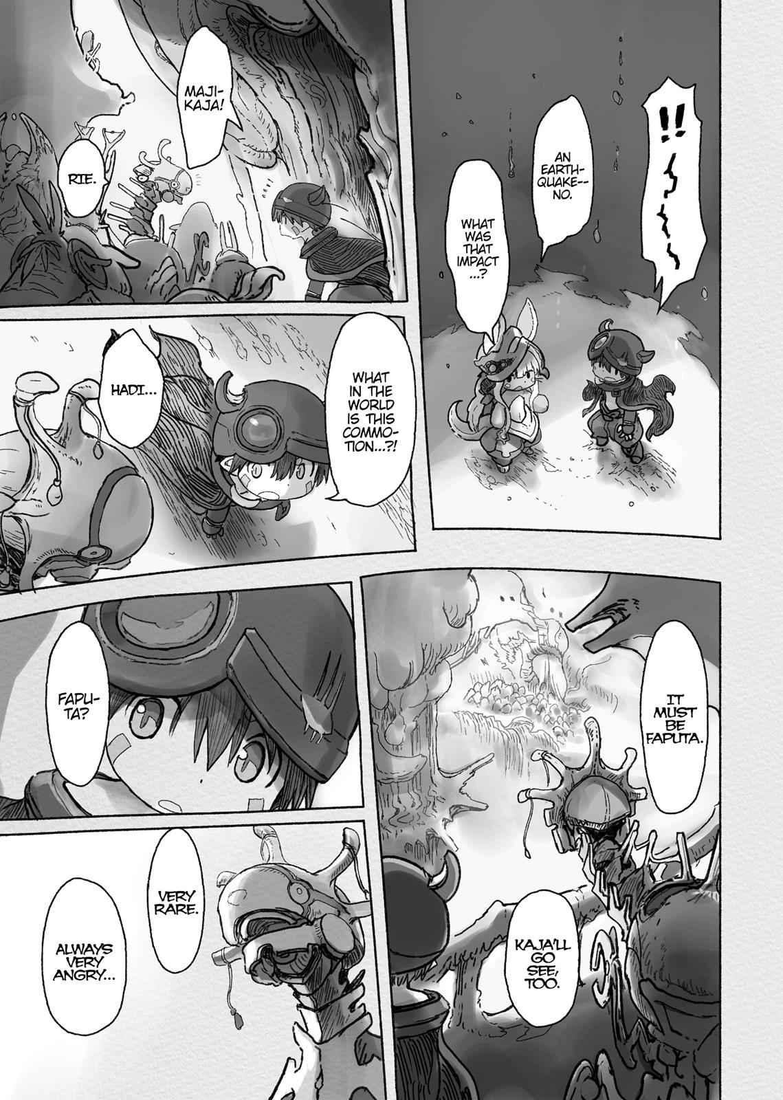 Made in Abyss Chapter 41 Page 23