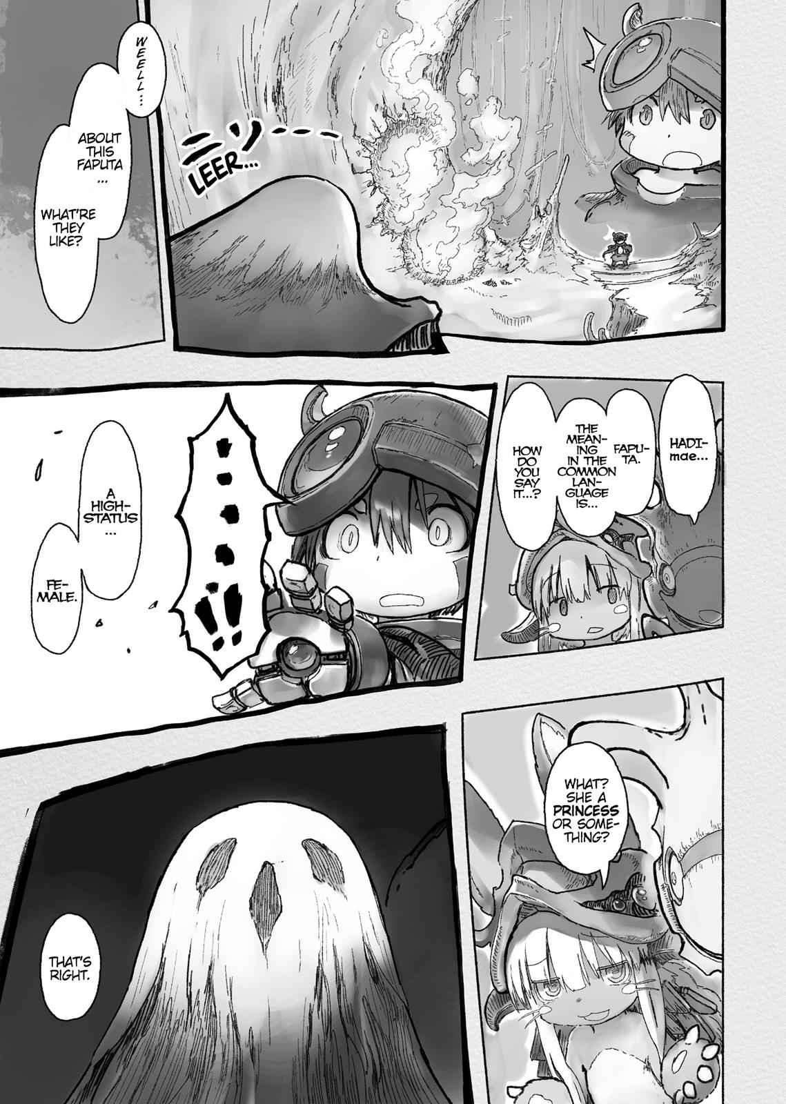 Made in Abyss Chapter 41 Page 27