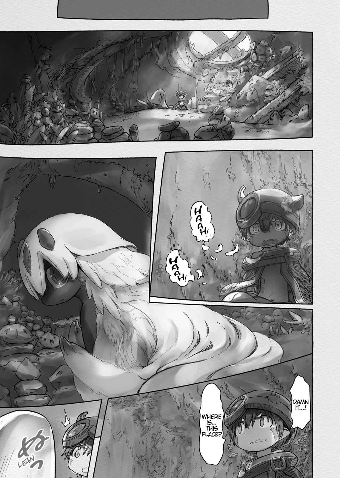 Made in Abyss Chapter 42 Page 13