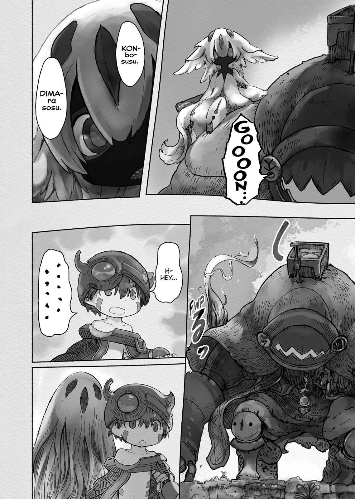 Made in Abyss Chapter 42 Page 2