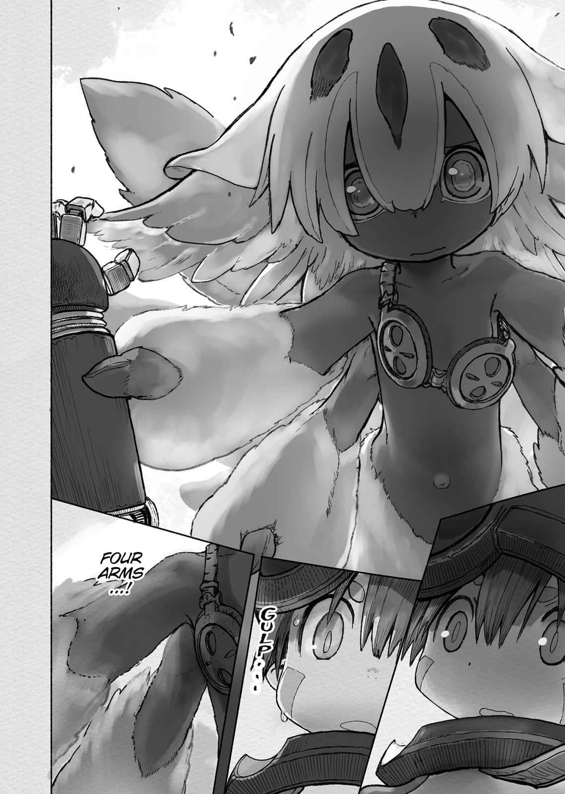 Made in Abyss Chapter 42 Page 4