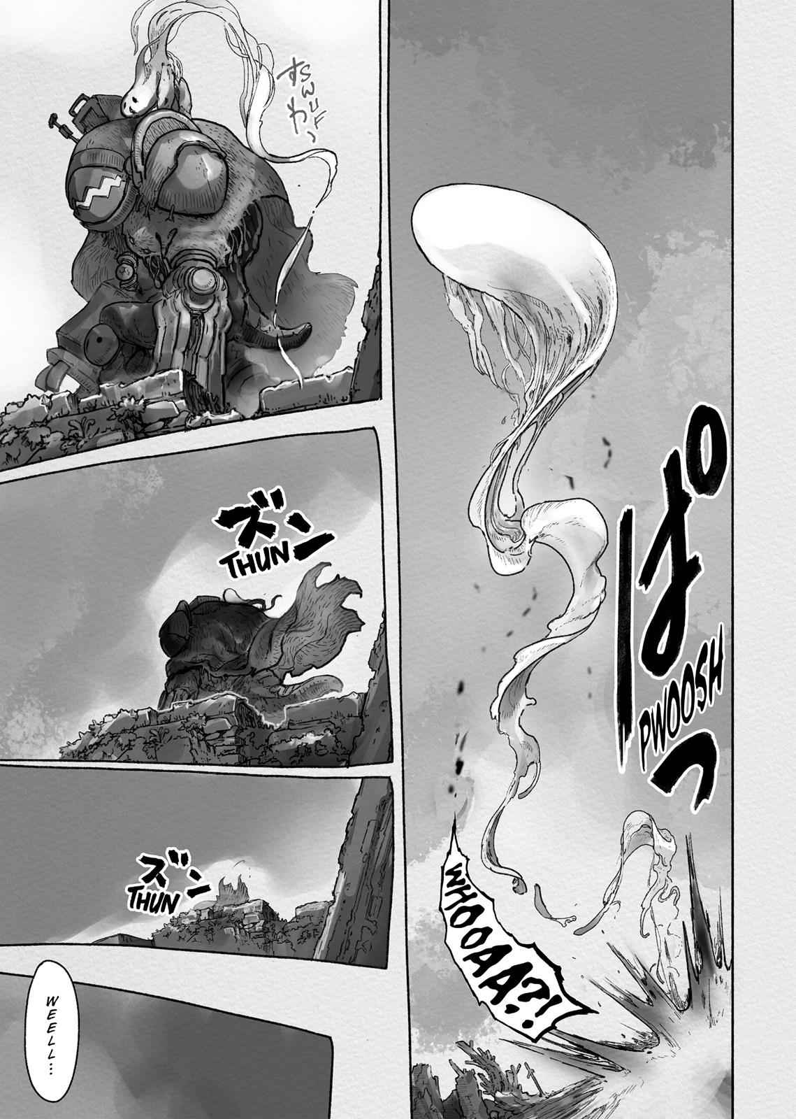Made in Abyss Chapter 42 Page 9
