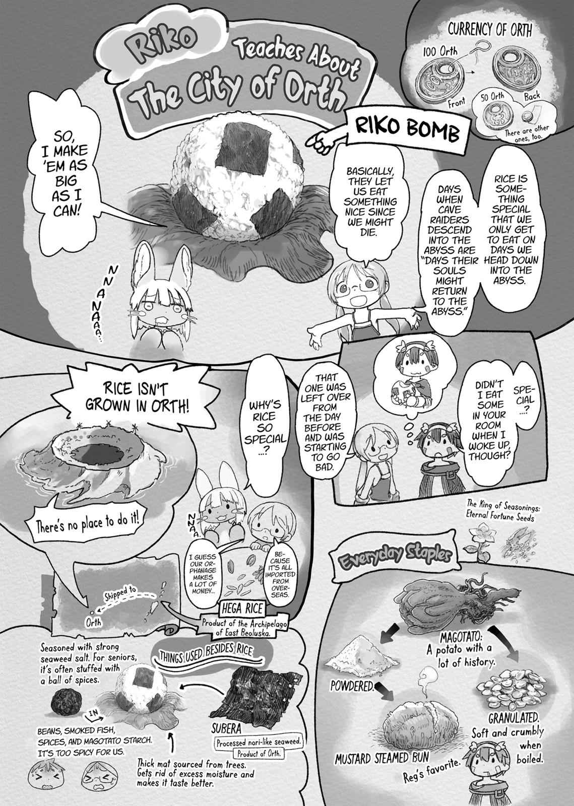 Made in Abyss Chapter 42.5 Page 24