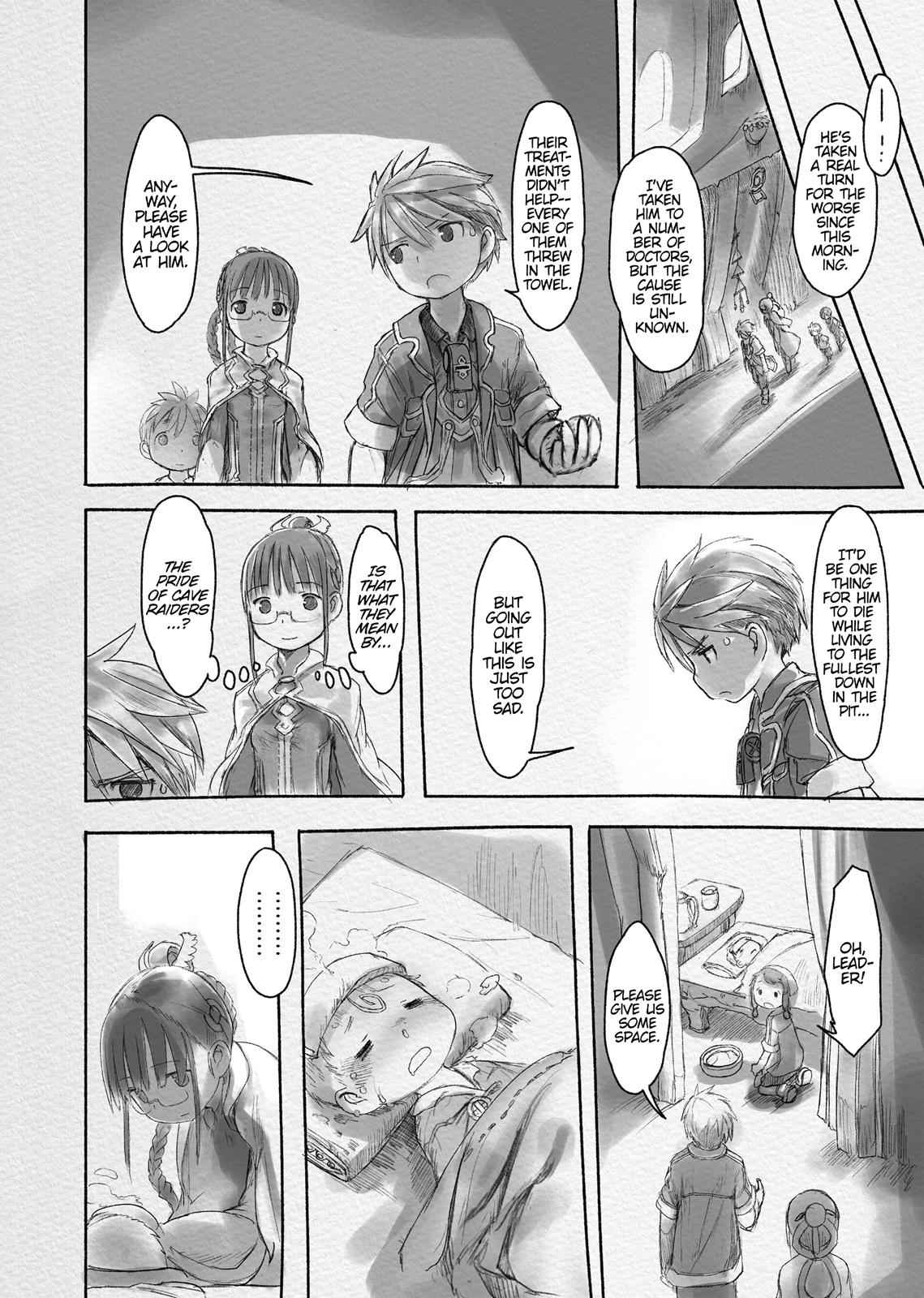 Made in Abyss Chapter 42.5 Page 7