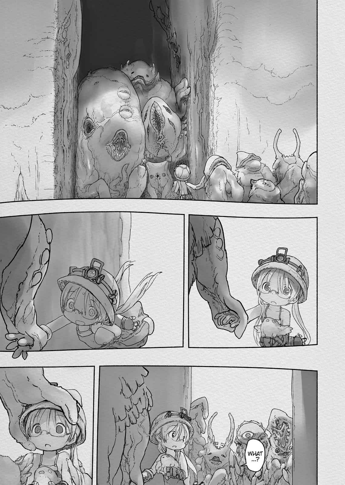 Made in Abyss Chapter 43 Page 13